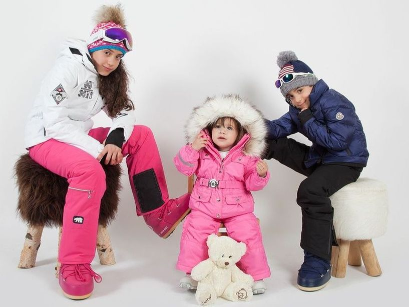Vêtements de marques Sport enfants-Rebel boutique Crans-Montana